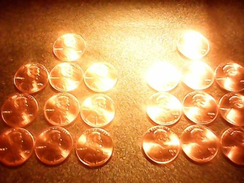 """/""""Best  Price/"""" New Freshly Minted 2016-P+D Lincoln Cents $4.99PPD!!!"""