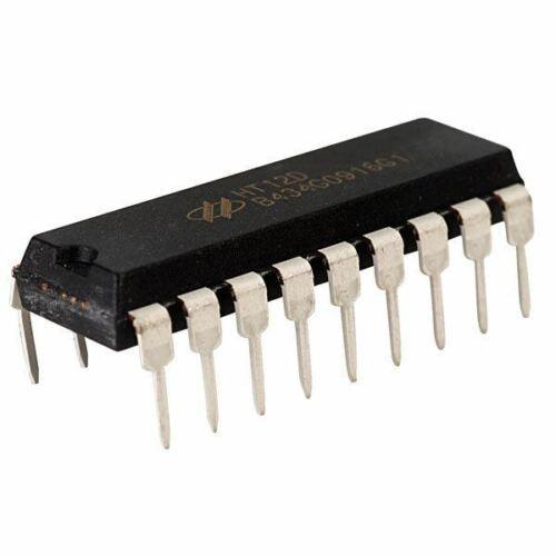 Holtek HT12D 18DIP telecomando decoder