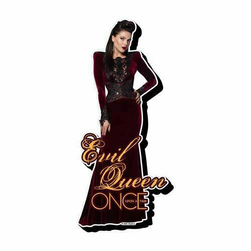 New Funky Chunky Magnet Once Upon A Time Fairy Tales Fantasy TV Evil Queen