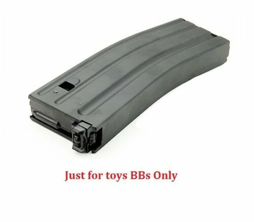 G&D Toys Airsoft DTW 120rds Spring BB Mag for DTW Systema PTW M-4/16 (TOYS ONLY)