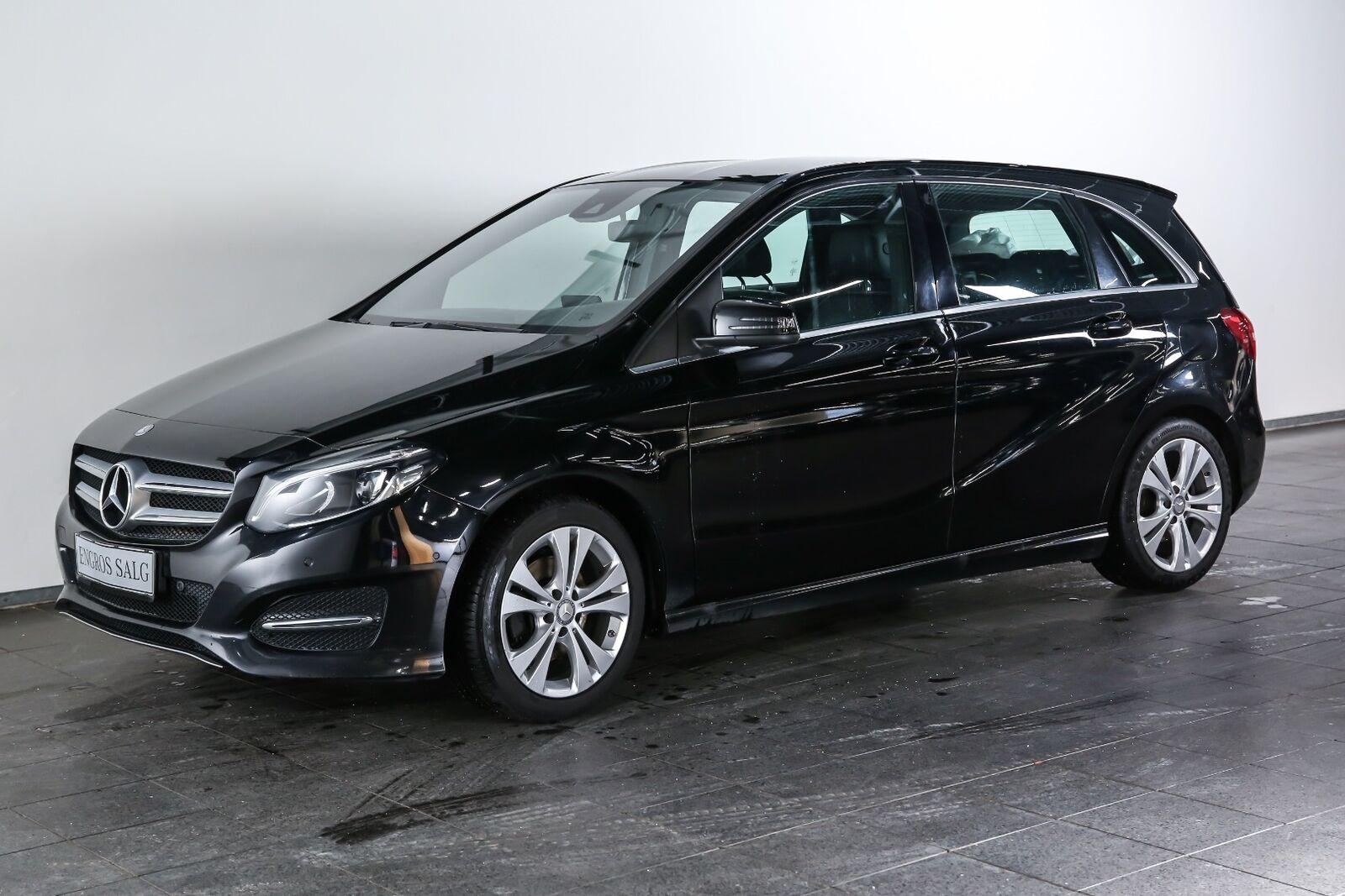 Mercedes-Benz B200 2,2 CDi Business