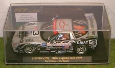 FLY REF A121 CORVETTE C5R ALMS LAGUNA SECA 1999 RON FELLOWS & KNEIFEL SLOT CAR *
