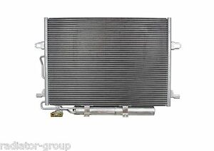 Radiador Con Aire Condensador Chrysler Pacifica 2007-2008 OE 68002779AA 68002779AB