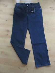 Zerres Damen Jeans Sarah 7475 712 65 blau *NEU* Verschiedene Größen//Längen
