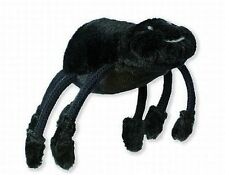 Fingerpuppe lustige Spinne 8cm lang NEUWARE