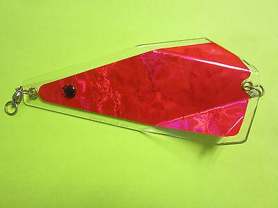 Lure #084 Strawberry AGITATOR Flasher  Origional HOT SPOT