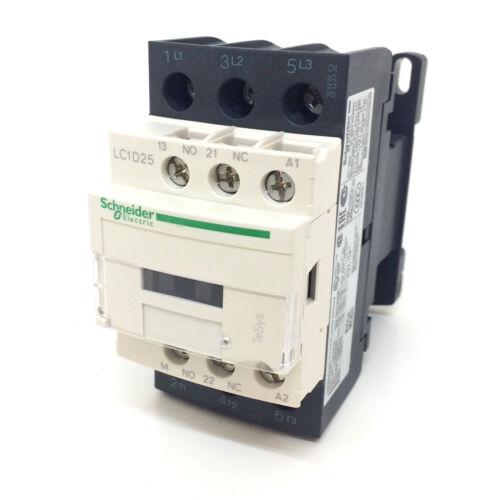 Contactor Schneider LC1D25P7 230VAC 11 kW 034995
