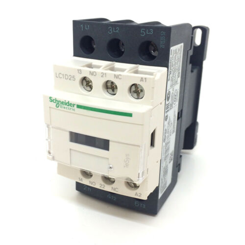 Contacteur LC1D25P7 Schneider 230VAC 11 kW 034995