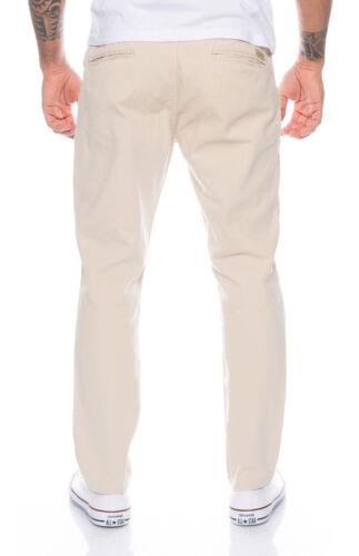 Rock Creek Hombre Diseñador Pantalones Chinos Regular Slim de Verano Rc-390b