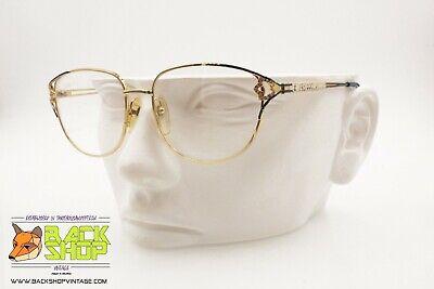 Galileo Mod. Vanity 13/m 54[]17 135, Vintage Nos Women's Eyeglass Frame, Strass