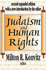 Judaism and Human Rights by Taylor & Francis Inc (Paperback, 2001)
