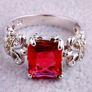 Elegant-Crystal-Wedding-Jewelry-Fashion-Ruby-Silver-Rings-For-Women-Size-6-11