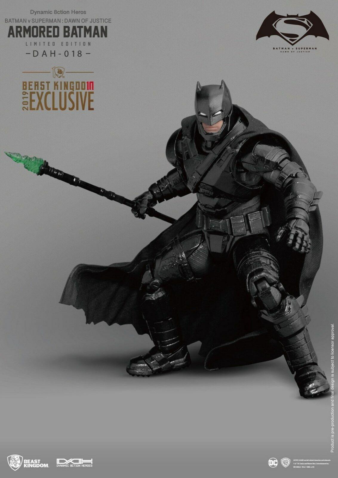 Bestia Reino 1 9 Batman Figura de acción héroes 20cm DAH-0180 Edición Limitada