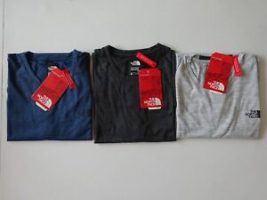 b0385bb93 Details about North Face Men's Short Sleeve Hyperlayer FD Crew Tee NWT