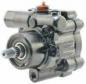 Power Steering Pump Vision OE 990-0255 Reman