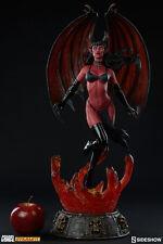 Purgatori Chaos! Universe Demon Dämon Succubus Statue Dynamite Sideshow