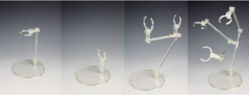 figures not included Obitsu Body Flying stand CLEAR BLACK,brand new in the bag •