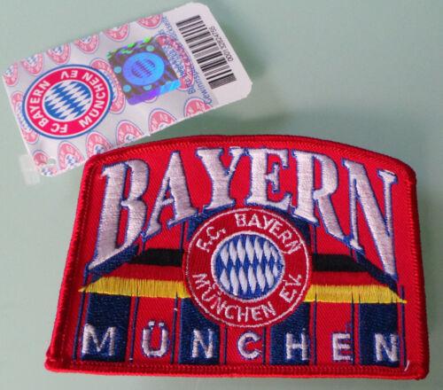 2 FC Bayern München Motiv Nr Aufnäher