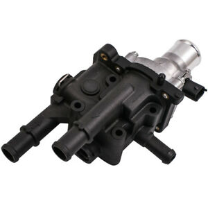 Termostato-con-Alloggiamento-Sensore-per-Opel-Insignia-1-6-amp-Vectra-C-Signum