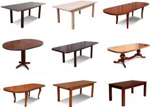 Esstisch Holztisch Holz Tische Tisch Esszimmer Massiv Ausziehbar Mit