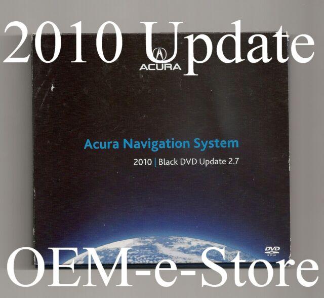 2010 Update 2001 2002 Acura MDX Touring GPS Navigation OEM