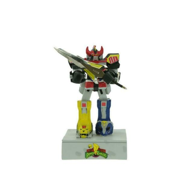 Power Rangers MEGAZORD LETTER OPENER Statue with Desk Stand - FAST SHIPPING USA