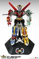 Toynami 30th Anniversary Voltron Collector's 11 Figure Set Light-up Eyes