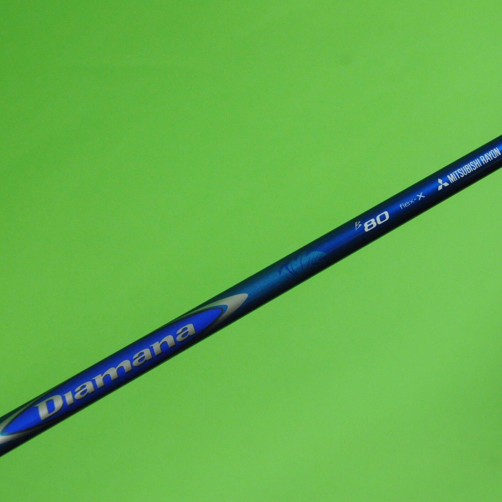 Azul Genuino Diamana Serie B 80g X-eje rígido de la flexión del controlador 46  Nuevo