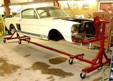 Mustang Restoration Professional Series Auto Rotisseriesauto Body Restoration