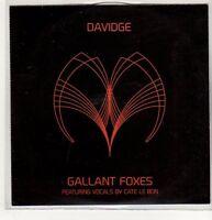 (EP101) Davidge, Gallant Foxes ft Cate Le Bon - 2013 DJ CD
