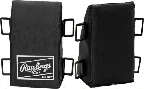 New Rawlings Baseball Softball Catchers Knee Savers Pads Reliever Adult or Youth