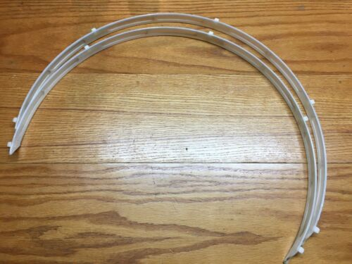 2x Whirlpool Maytag Kenmore Amana Dryer Front Drum Ring Bearing 279441 692526