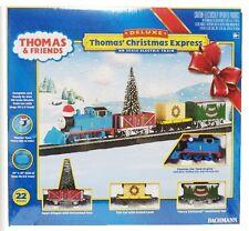 HO Scale Bachmann 721 Thomas' Christmas Express Freight Train Set