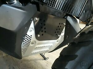 KTM-790-Adventure-R-Engine-Guard-Bashplate-Cover-Mud-Crap-Flap-CNC-machined-HDPE