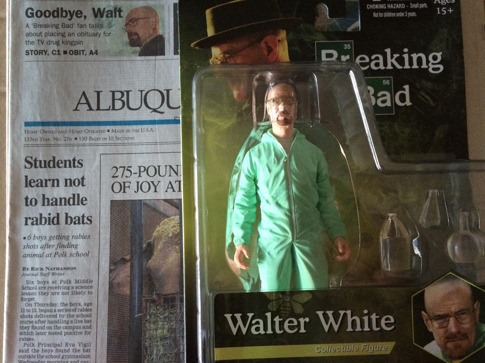 breaking bad  heisenberg mezco bild & walter Weiß nachruf Blaubag alb.