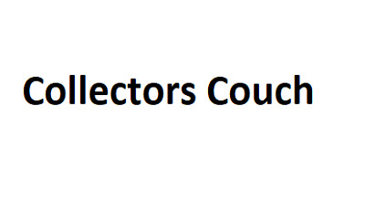 Collectors Couch