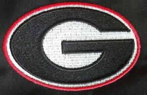 Georgia-Bulldogs-Logo-embroidered-Patch-UGA-G-Multiple-sizes-options-available