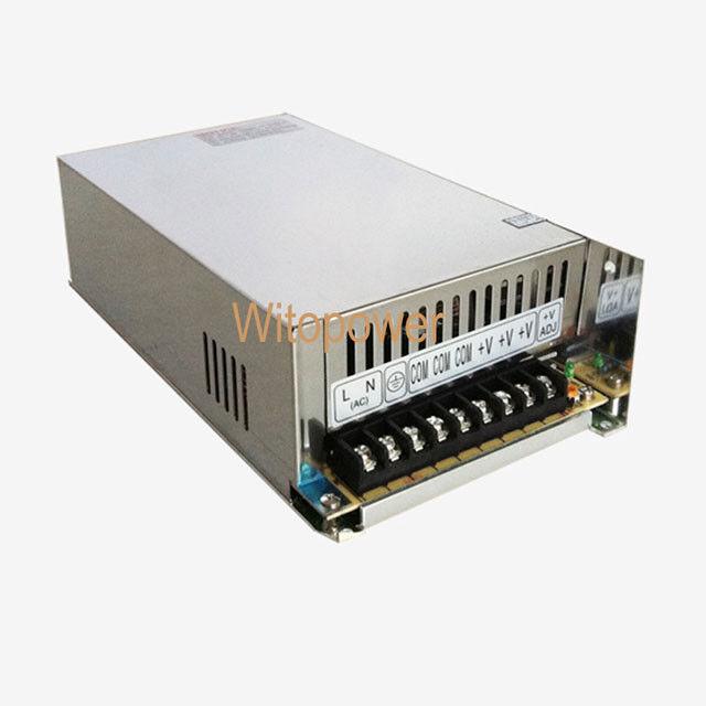 700W 12V 58A AC to DC Switch Power Supply Transformer for LED Strip light CCTV