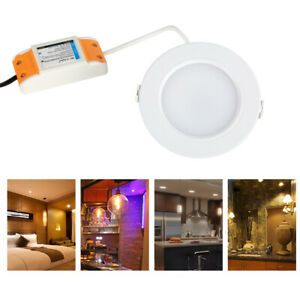 6W-RGB-CCT-Ceiling-Down-Light-Remote-2-4G-WiFi-Remote-LED-Panel-Bean-Lighting