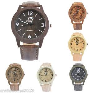 CH-Unisex-Partner-Uhr-Armbanduhr-Quarzuhr-Analoguhr-Retro-Uhr-Geschenk-M14574