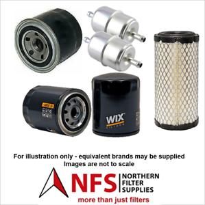 Air Oil Fuel Filters Kubota G2160 Filter Service Kit