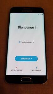 Smartphone-Samsung-Galaxy-S6-Edge-SM-G925F-32-Go-Noir-Cosmos