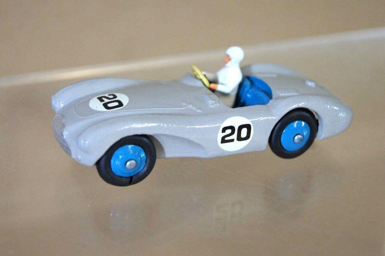 Dinky 110 Aston Martin DB3S Le Mans Rennwagen Grau Kein 20 Wiederhergestellt Mv