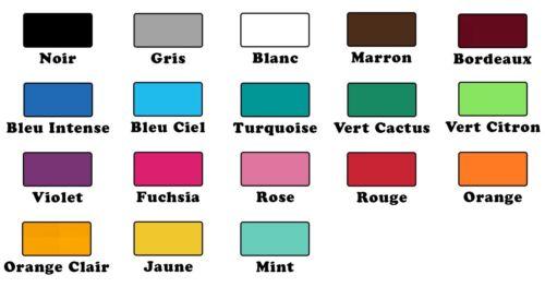 18 coloris CHAT024 Animaux 30x30cm Sticker Planche Chats en tout genre