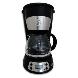 Swan Programmable Coffee Maker - Model SK13130N - Compact 5 Cups