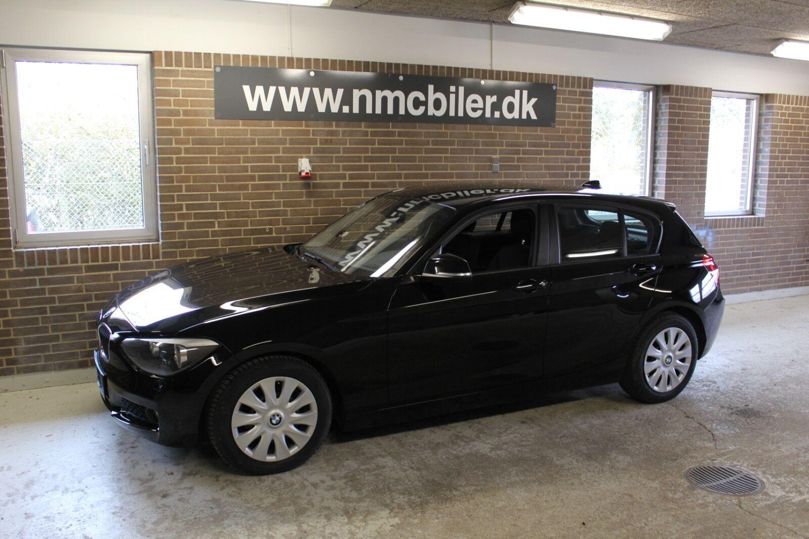 BMW 116d 1,6 ED 5d - 134.800 kr.