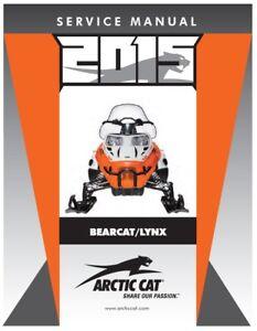 arctic cat bearcat xt manual