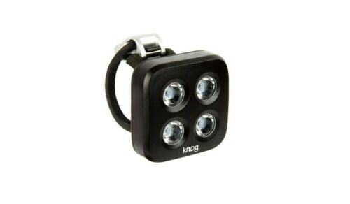 All Configurations NEW! Knog Blinder Mob The Face LED Bicycle Light Black