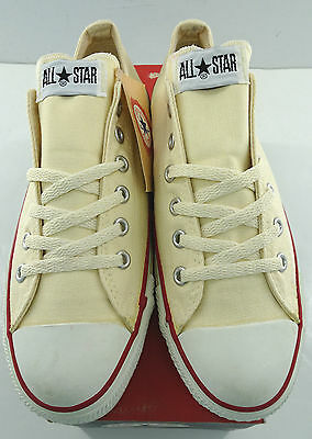 CONVERSE All Star Lo Sneaker X9165 Unbleached White MADE IN USA Size 11.5 15 | eBay