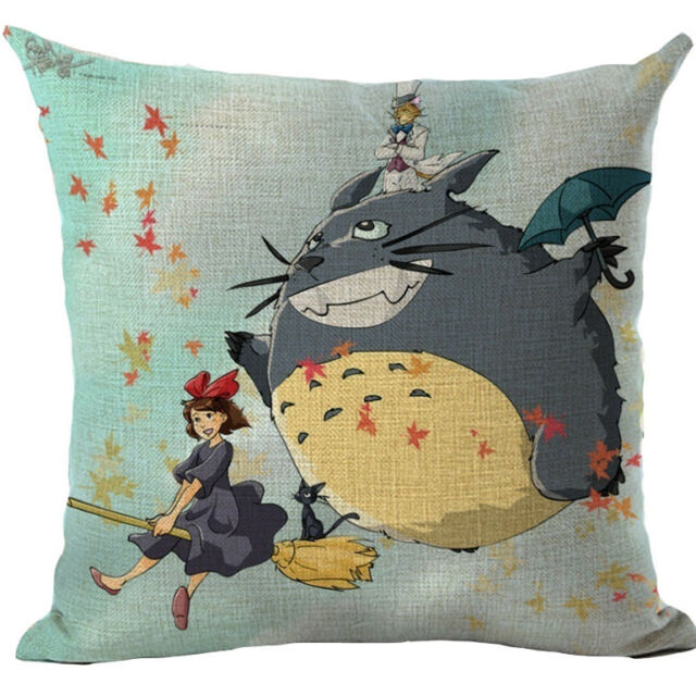 Magic Dragon Cartoon Pillow Cushion Cover ee609p